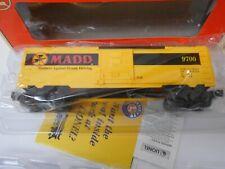 Lionel 6-26239 MADD Box Car O GAUGE