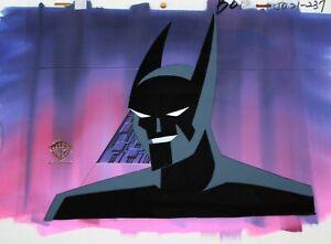 Original production cel  - Batman Beyond