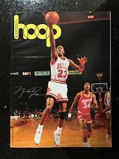 1989-90 Season Cleveland Cavaliers @ Chicago Bulls NBA Hoop Program