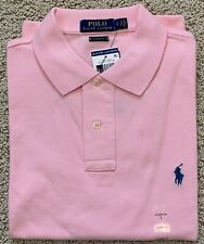 NWT Men Polo Ralph Lauren Mesh Polo Shirt Classic Fit Size S M L XL XXL