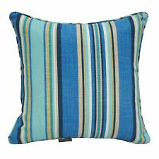 2 x Outdoor Indoor Striped Scatter Cushion Cover with Insert RIO