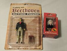 2 Different BEETHOVEN Action Figures! Classical Piano Music