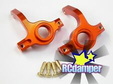 ALUMINUM FRONT KNUCKLE ARM UPRIGHT OR FOR AXIAL 1/10 EXO TERRA BUGGY ALLOY