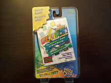 """Mattel Blurt! Card Game Family Fun! """"Webster's Game of Word Racing!"""" Party Game"""