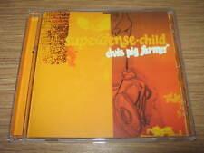SUPERDENSE CHILD - ELVIS PIG FARMER (CD ALBUM) 12 TRACKS EXCELLENT
