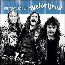 The Very Best of Motörhead by Motörhead (CD, May-2002, Metal-Is)