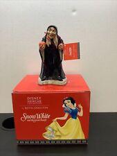 More details for royal doulton disney showcase snow white the seven dwarfs figurine sw30 witch