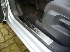 VW Touran Edelstahl Einstiegsleisten innen Bereich