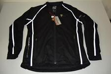SUN MOUNTAIN RAIN FLEX PRESIDENTS CUP GOLF SAN FRAN 2009 BLACK JACKET MENS XL