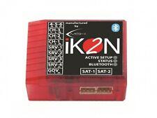iKON2 Flybarless Gyro System W/ Integrated Bluetooth Module IKON2002