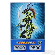 Yu-Gi-Oh Black Luster Soldier Orica Anime Style Card