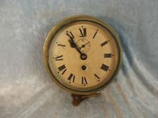 Vintage Brass Antique Wall Clocks