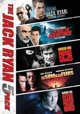 Jack Ryan Collection 5 Movies (DVD,2016)