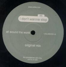 """ATB – I Don't Wanna Stop ,12DJGLOBE291,  Vinyl 12"""" X 2, Promo 2003,Trance"""