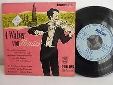 Das Grosse Wiener Funkorchester MAX GUNTHER / MAX SCHONHERR 4 walzer von Strauss