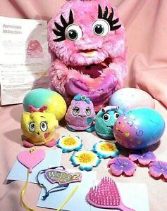 WuvLuvs #2 Trendmasters w/ 3 Babies, Eggs,flowers,comb,key, instructions