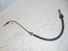 honda cb360 cb360T lower front brake hose bottom cb750 cb500 1973 76 1974 1975