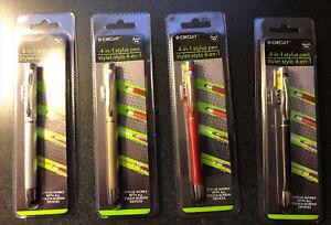 One E-Circuit 4 in 1 Pen, Stylus, Flashlight, Laser-Brand new