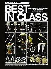 Best in Class Bk. 1 : Score and Manual by Bruce Pearson