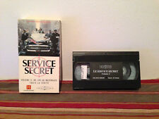 Les services secret volume 3 VHS tape & sleeve FRENCH documentary