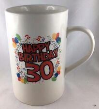 XXXL Bierkrug Tasse 30 - Happy Birthday - Alles Gute