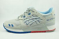Asics GEL-LYTE 3 III (Soft Grey/Blue/Red) Future Pack [H637Y-1010] Running Mens