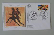 France 1er jour 2745 3 avril 1992 jeux olympiques