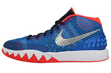 NIKE Kyrie 1 GS 6.5Y Independence Day Edition Blue Infrared Killer Crossover 4th