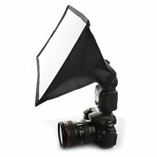 15cm x 17cm Softbox Diffusore Flash per Canon Nikon Sony Pentax VENDITORE UK