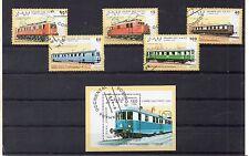 Sahara Occidental Trenes Ferrocarriles año 1992 (DC-924)