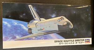 HASEGAWA HOBBY KITS SPACE SHUTTLE ORBITTER  1:200 Scale # 10730.