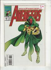 Avengers #367 vf/nm