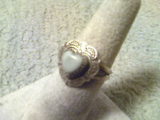 Dry Creek Turquoise Heart Ring