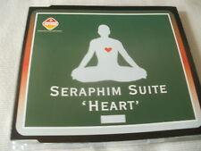 SERAPHIM SUITE / MICA PARIS - HEART - HOUSE CD SINGLE