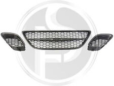 Saab 9-3SS Black Mesh and Black Surround Styling Grille