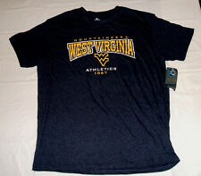 WV West Virginia Mountaineers Athletics 1867 Dark Gray Large T-Shirt NEW w/ Tag
