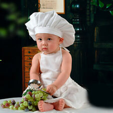 Props Baby Costume Newborn Photo Chef Photography Prop Stage Outfit 6-12 Months
