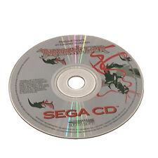 Sega CD Dragons Lair Game Only