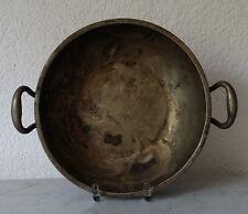alte Patisserieschüssel Marmeladenschüssel Metallschüssel Metallschale 1246 g