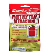Rescue Non-Toxic Fruit Fly Trap Refill [30 Day Attractant Supply]