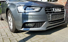 2013+ AUDI A4 B8 RS4 STYLE HONEYCOMB HEX MESH FOG LIGHT OPEN VENT GRILL INTAKE -