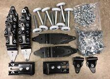 """38 pack Whiting Overhead Truck Door Repair Kit - Hinges + 2"""" Rollers + Hardware!"""