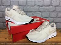 NIKE AIR MAX LADIES UK 4 EU 37.5 LATTE ZERO TRAINERS RRP £100