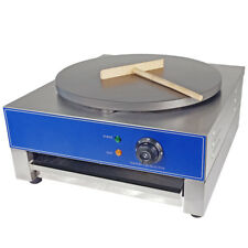 3000W Commercial Electric Single Plate Crepe Maker Pancake Machine