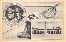 6041) LUGO (RAVENNA) EROI LUGHESI, BARACCA E BARUZZI, VEDUTINA DEL PAVAGLIONE.