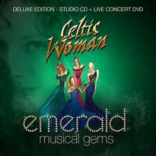 Celtic Woman - Emerald: Musical Gems **DELUXE EDITION** | NEW & SEALED CD & DVD