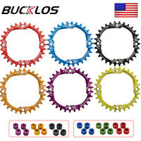 MTB Bicycle 104BCD Chainring 30T Narrow Wide AL7075 Bike Round Single Chainwheel