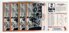 1X KEN NORTON 1991 Kayo #225 Lots Available WBA WBC WBO IBF Boxing