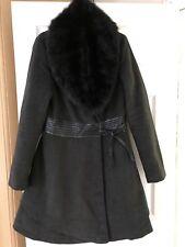 Lovely, Elegant Dark Grey Coat from Mohito size 40