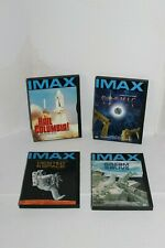 Warner Brother IMAX DVD Hail Columbia Destiny Space Cosmic Voyage Dream is Alive